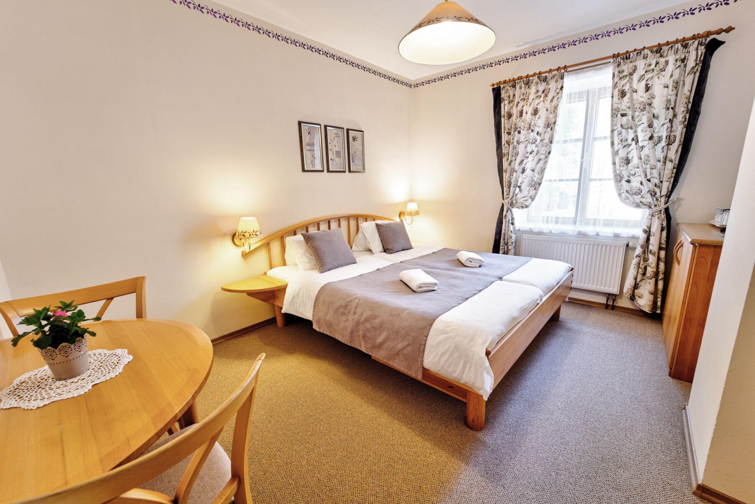 fotografování hotelových pokojů