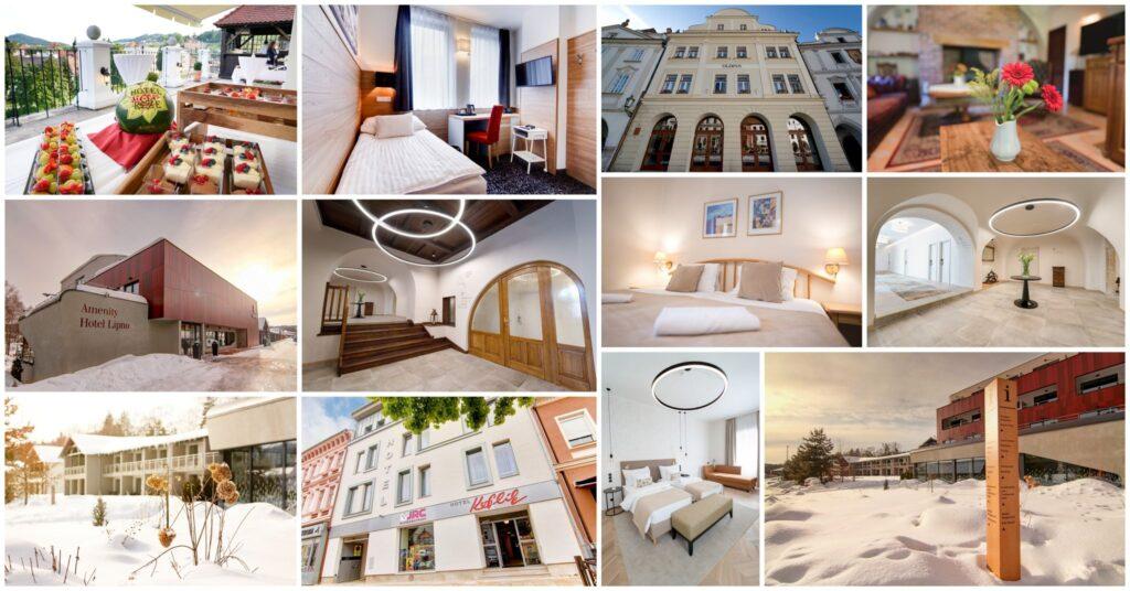 Fotograf hotelů, penzionů a interiérů, AirB&B, Booking.com - prezentace Tomáš Kasal